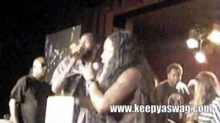 Foxy Brown & Spragga benz - Oh Yeah Live _New York