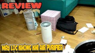 Review Máy lọc không khí Air Purifier Lock& Lock TIKI