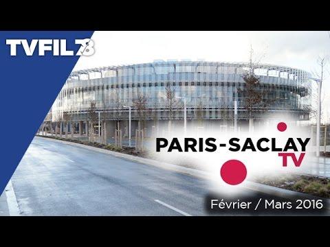 Paris-Saclay TV – Février/Mars 2016