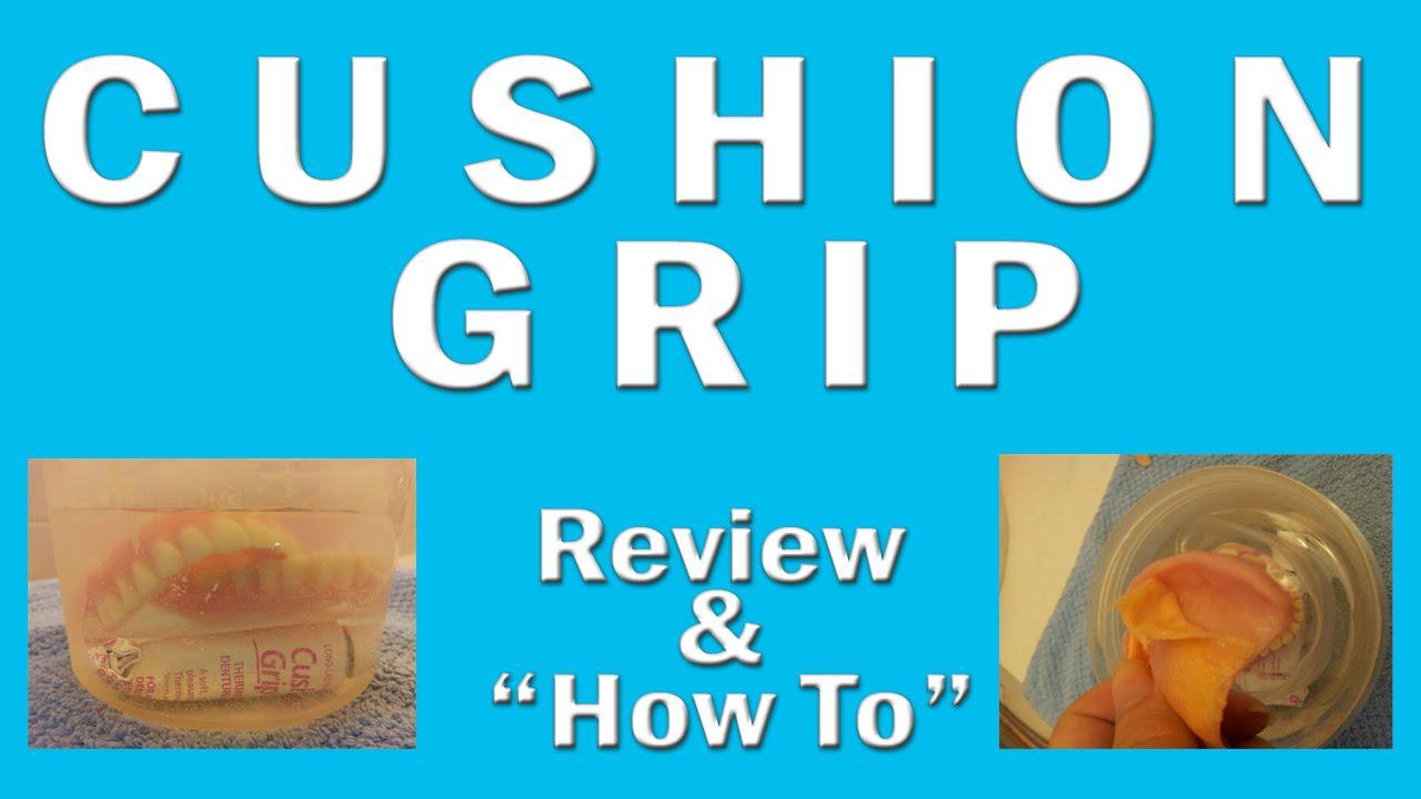 Cushion grip denture adhesive walmart - Cushion Grip Denture Adhesive Walmart 9
