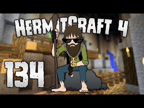 HermitCraft 4 - #134 | OMG, IT WORKED!...