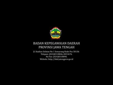 Company Profile BKD Provinsi Jawa Tengah 2015