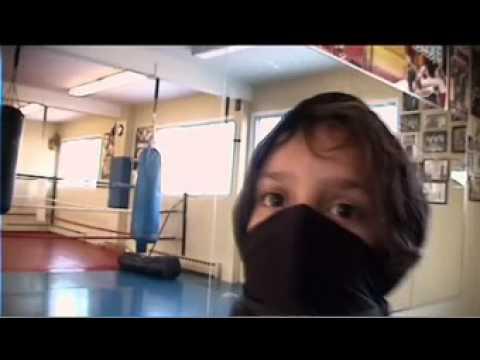 Le Retour Du Ninja Noir Karaté Sportif