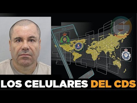 Los celulares encriptados del Cártel de Sinaloa