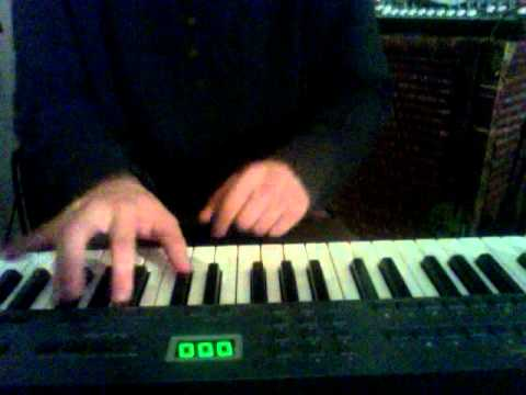 How To Play Ragtime Blues Piano - Beginner Cheats.mov