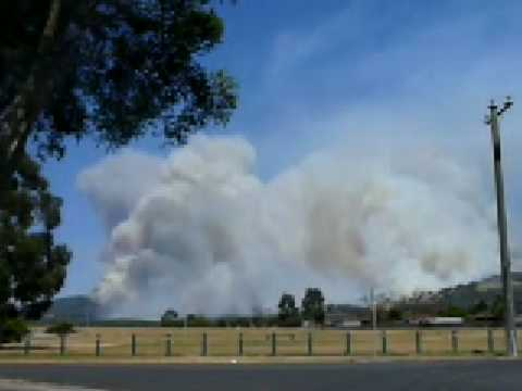 Churchill, Victoria. Black Saturday Fires (2009)