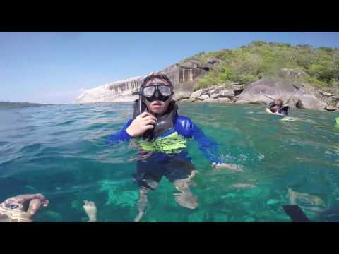 Similan Islands Phuket – Thailand