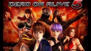 Dead or alive Last Round - Mi primer directo