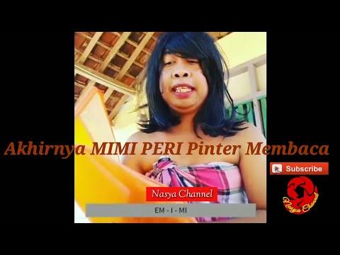 MIMI PERI ( WALINGMI ) •• Akhirnya Mimi Peri Pintar Membaca