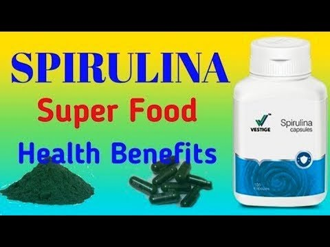 Vestige Product Spirulina 10 Health Benefits Explained in Hindi 2018 | By Vestige Darbhanga
