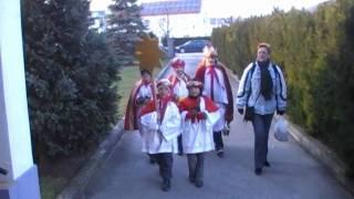 Donnerskirchner Sternsingen 2010.wmv