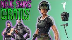 NEUE SKINS & TANZ KOSTENLOS BEKOMMEN! | Twitch-Prime-Paket 2 in Season 4 | Fortnite Battle Royale