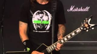 Overkill - Ironbound - Bloodstock 2015