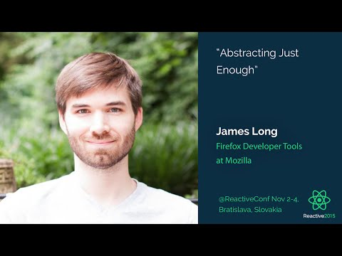 Abstracting just enough — James Long