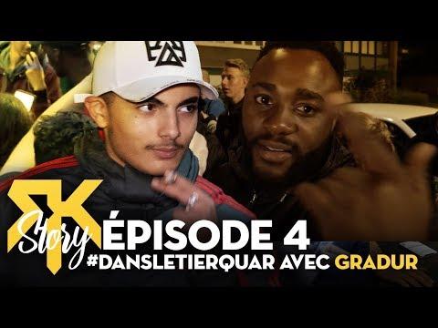 RK Story #4 - Tournage #DansLeTierquar à Lille Avec Gradur