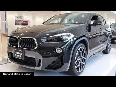 bmw x2 xdrive 20i m sport x black youtube. Black Bedroom Furniture Sets. Home Design Ideas