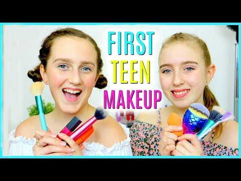 TEEN MAKEUP TUTORIAL FOR BEGINNERS