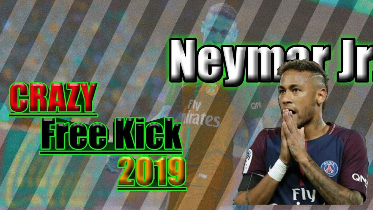 Neymar Jr ~ CRAZY Free Kick 2019