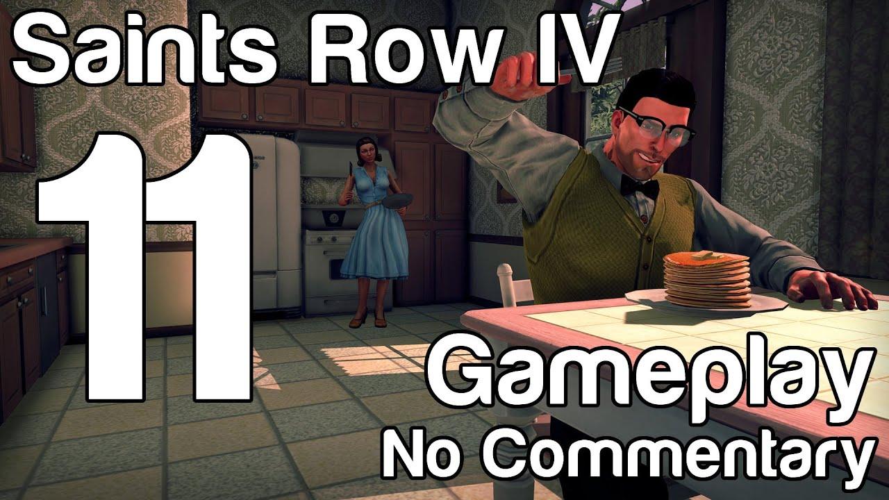 Saints Row 4 - Walkthrough Gameplay Part 11 - Supreme ...