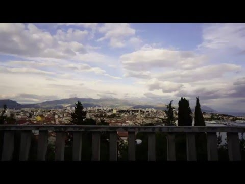 Split Time Lapse Video