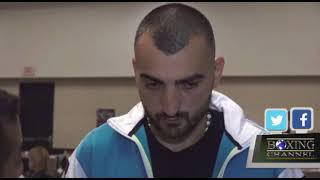 "Martirosyan: ""This Fight Agaist GGG Is The Biggest Of My Career By Far"""