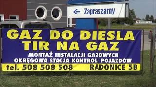 SOLARIS GAZ, LPG DIESEL, GAZ W SAMOCHODZIE SCANIA R380 GAZ GoPro