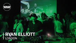 Ryan Elliott 40 min Boiler Room DJ Set