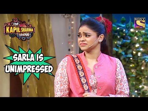 Sarla Is Unimpressed With Chandu's Shayaris - The Kapil Sharma Show