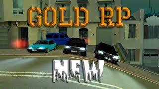 MTA/Обзор нового сервера GOLD Rp!
