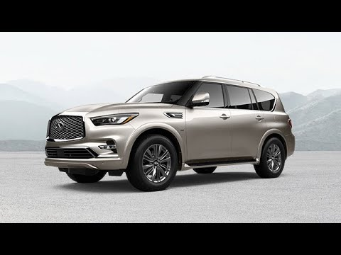 Infiniti QX80 Quick Review