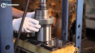 Расточка и гильзовка блоков цилиндров Мотортехнология