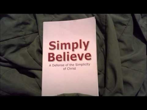 Once.  Chapter 18...  Simply Believe.