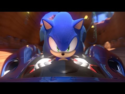 Team Sonic Racing Hands-On Impressions: More Friendly, Less Fast