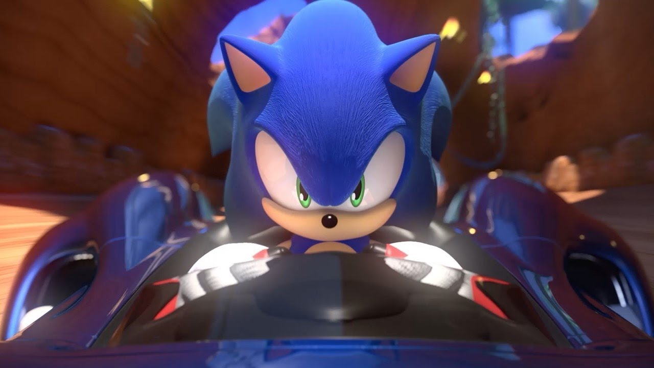 E3 2018: Team Sonic Racing - Trailer