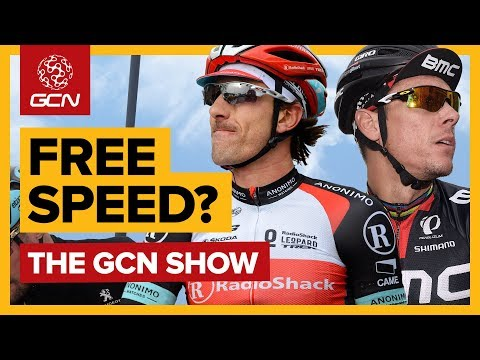 Free Speed? Peak Up Vs Peak Down | The GCN Show Ep. 268