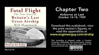 Fatal Flight audiobook: Chapter Two: Airborne at Last (4/14)