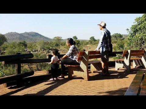 First Camping, Kruger National Park : HWIK-Fam Ep. 3