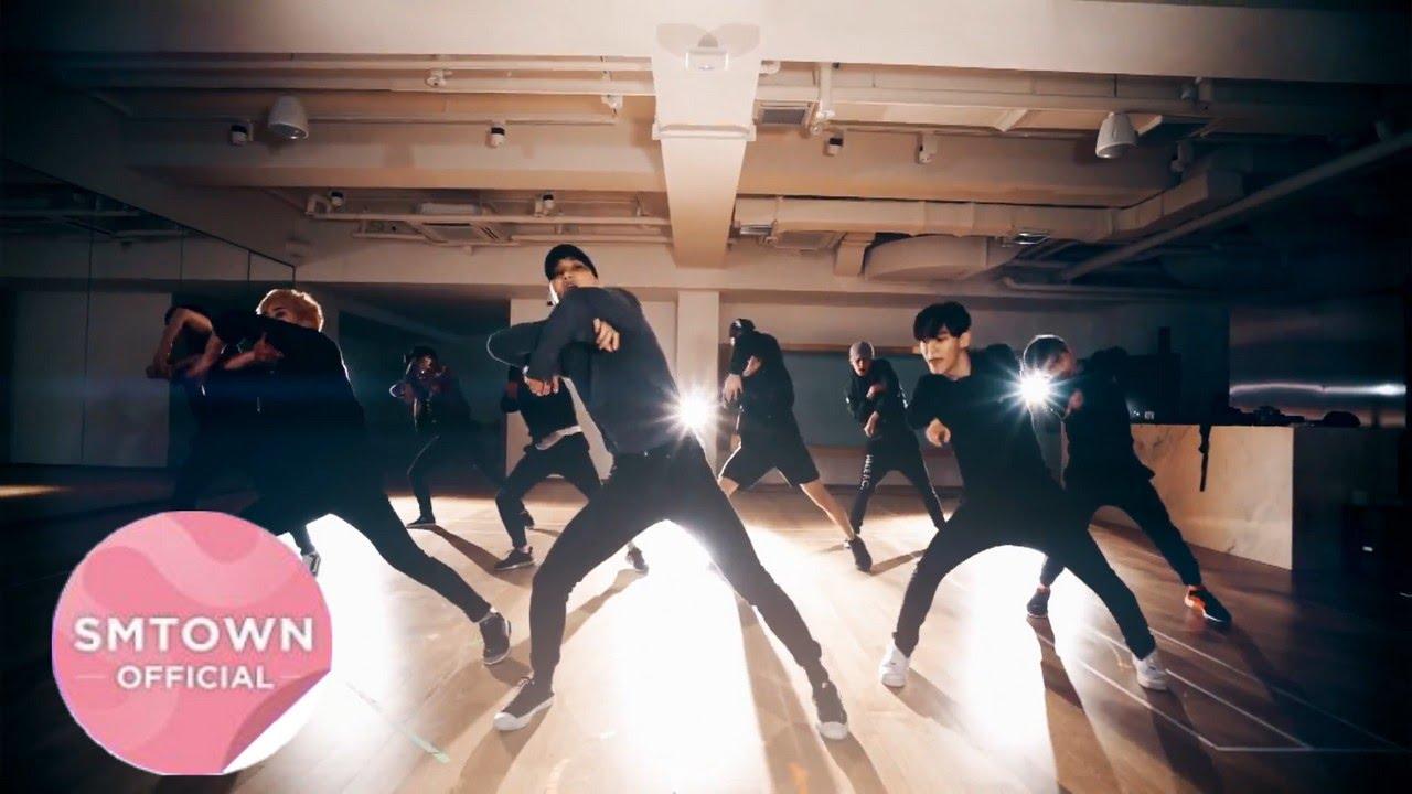 [Dance Mirror] EXO Monster Dance Practice ver Mirrored