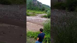 Boyabat darıözü köyü sel