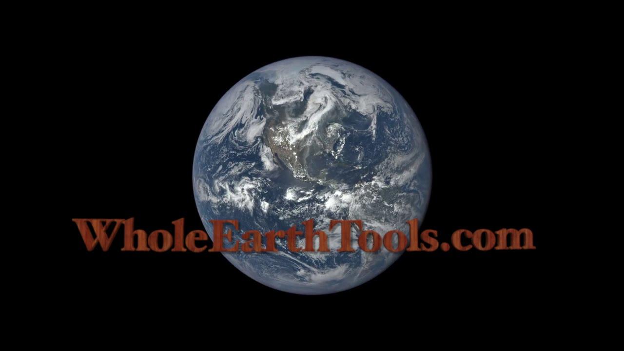 Whole Earth Tools