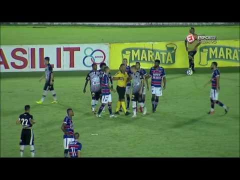 Botafogo-PB 0 x 2 Fortaleza - Melhores Momentos & Gols - Brasileiro Série C 21/07/2017