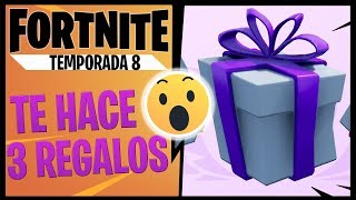 3 EXCLUSIVE GIFTS that makes you fortnite for FREE!! 😱😱😱