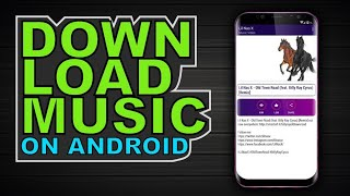 how-to-download-free-music-on-android-2020