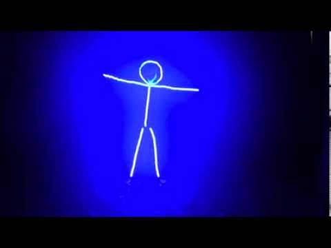 How To Make The Baby LED Light Suit Stickman Costume (Instructions In  Description)   YouTube Sc 1 St YouTube