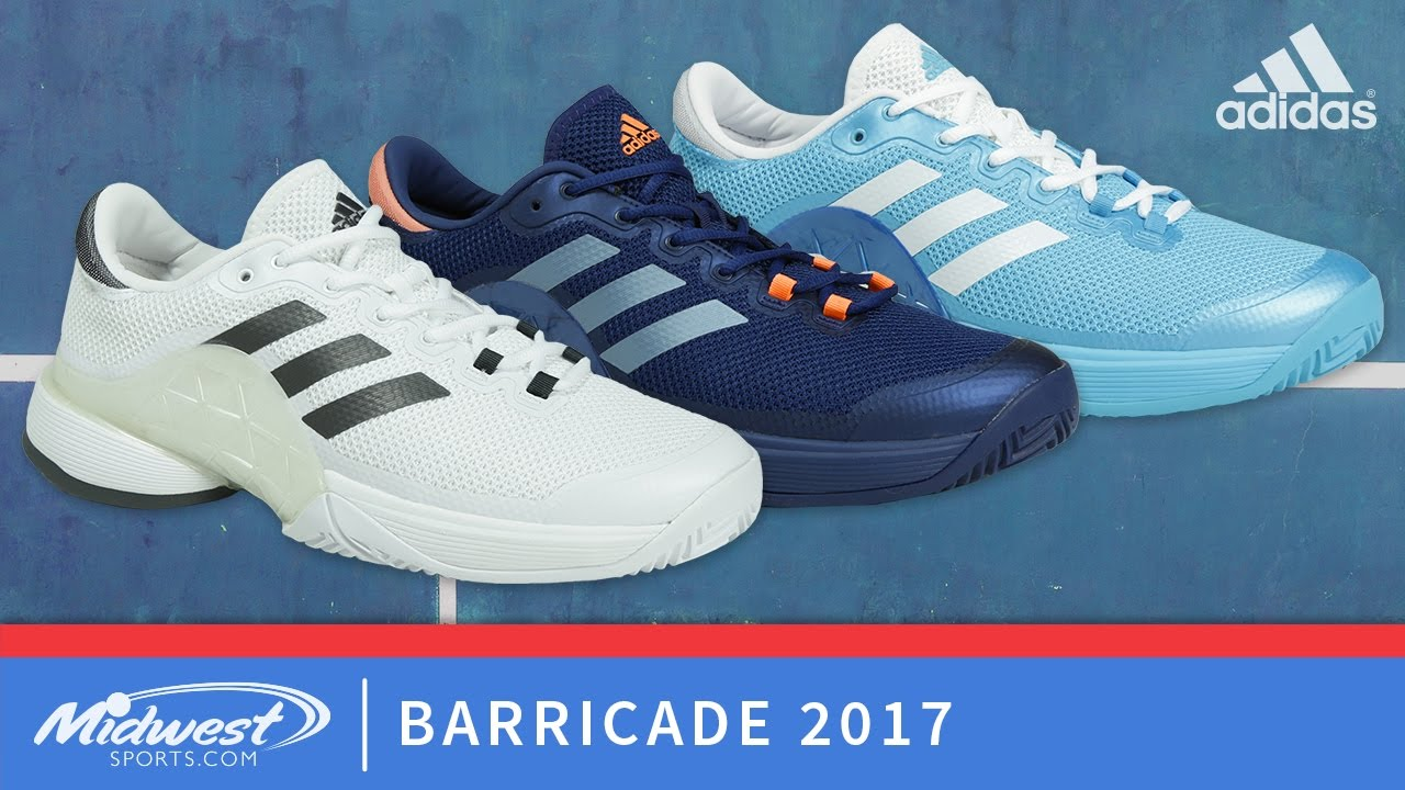 adidas Barricade 2017 Boost YouTube
