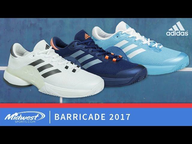 adidas barricade 2017 boost clay