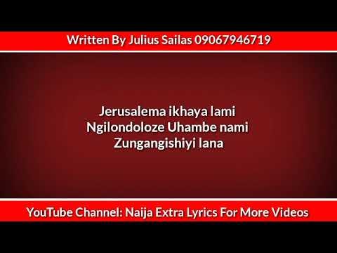 Download Master KG Jerusalema Ft. Nomcebo Song Lyrics Naija Extra Lyrics TV