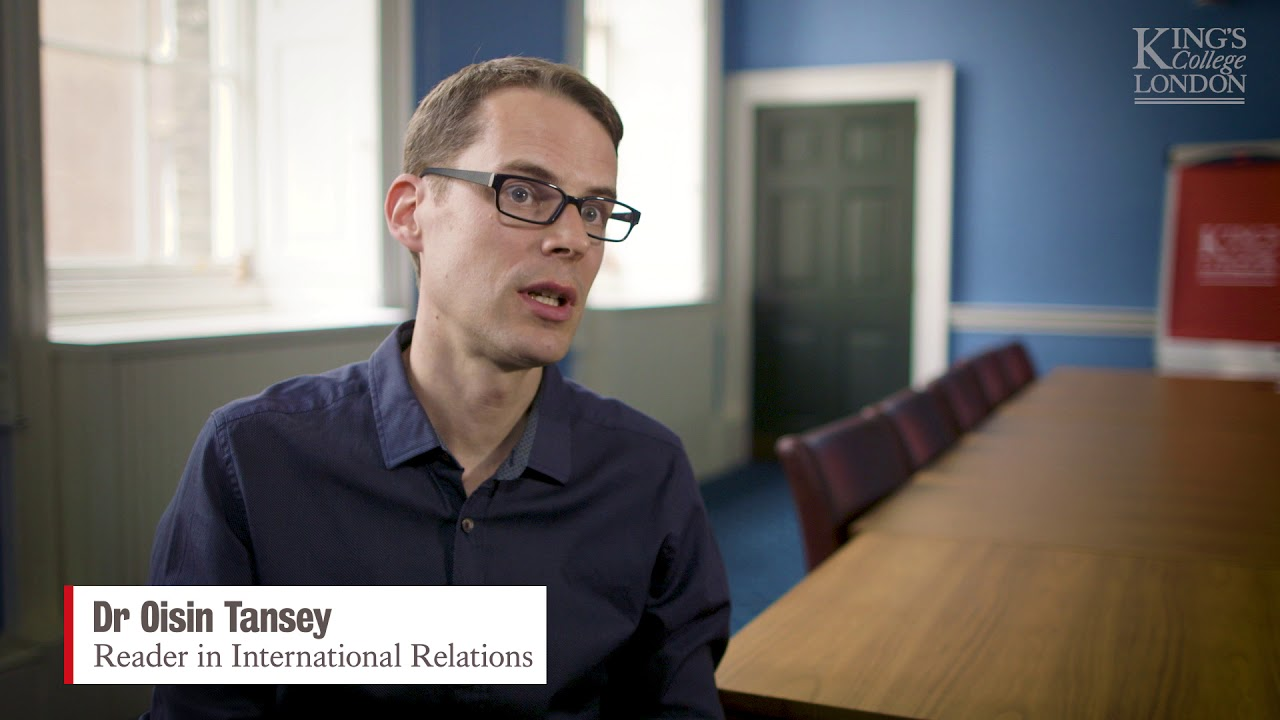 International Relations | Study at King's | King's College