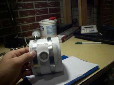 how to make a ventilator