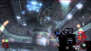 Black ops Zombies:  *NEW* Hidden Radio in Chandelier - Kino Der Toten